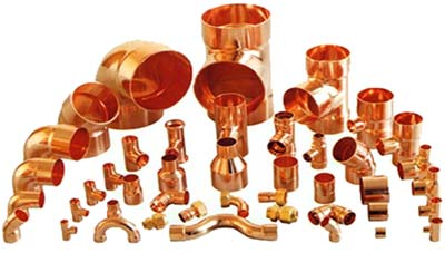 Copper Pipes & Fitting